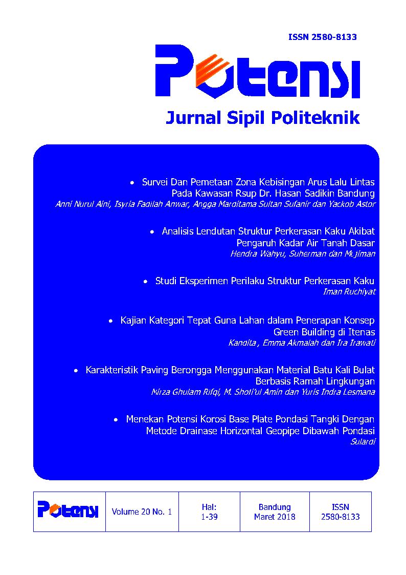Cover Potensi Volume 20 no.1